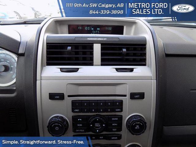 2011 Ford Escape XLT 4D Utility 4WD