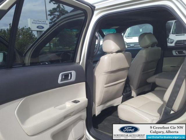 2011 Ford Explorer Limited   NAV  SUNROOF  TECH PKG  LEATHER  20 WHEELS 