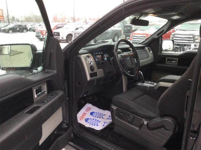 2011 Ford F-150 SC 4X4 FX4