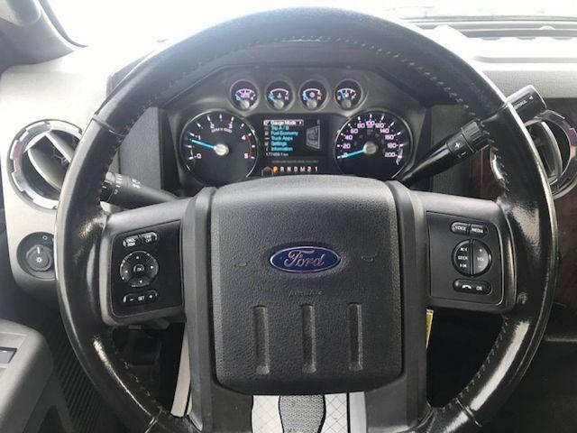 2011 Ford F-350 Lariat