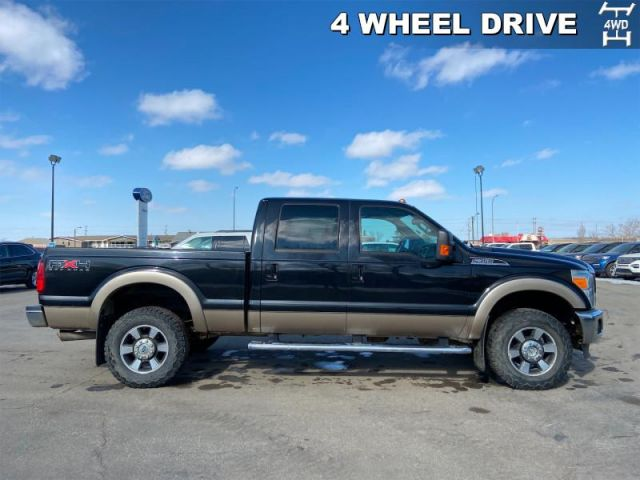 2011 Ford F-350 Super Duty LARIAT  - Leather Seats