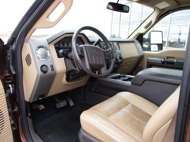 2011 Ford Super Duty F-350 SRW 4WD Crew Cab