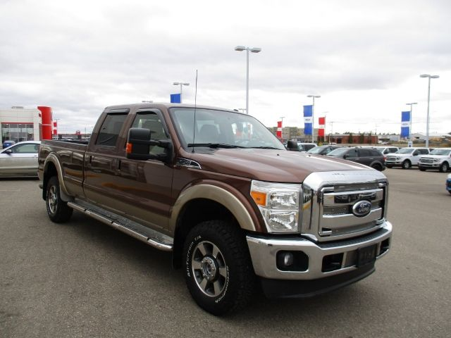 2011 Ford Super Duty F-350 SRW 4WD Crew Cab