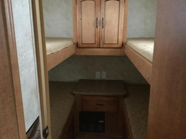 2011 Forest River PUMA - SLEEPS 10-QUEEN SIZE BED 2 SOFA BEDS 4 BUNK BEDS