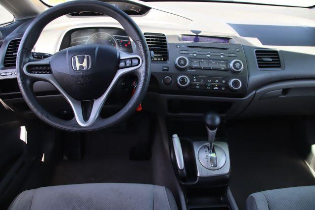 2011 Honda Civic LX Sedan