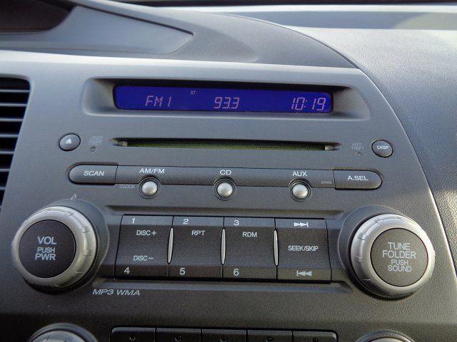 2011 Honda Civic Sdn LX-S