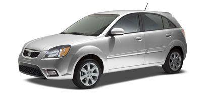 2011 Kia Rio Hatchback 5 EX