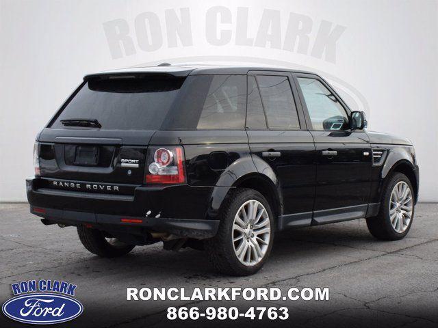 2011 Land Rover Range Rover Sport LUX