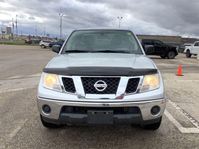 2011 Nissan Frontier SV CREW 4X4