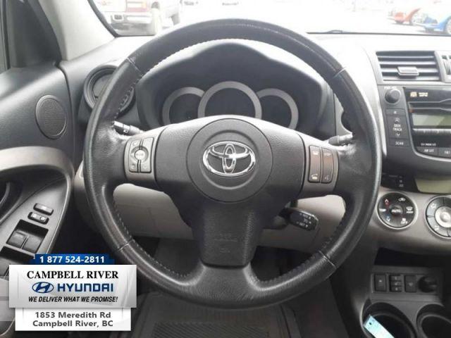 2011 Toyota RAV4 RAV4 LTD  - Bluetooth - Backup Camera