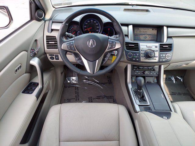2012 Acura RDX Tech Pkg