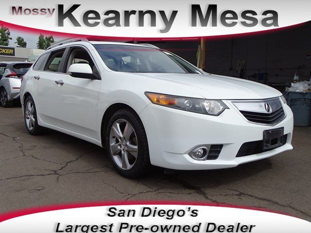Acura Dealership San Diego >> 2012 Acura Tsx Sport Wagon For Sale In San Diego San Diego Area