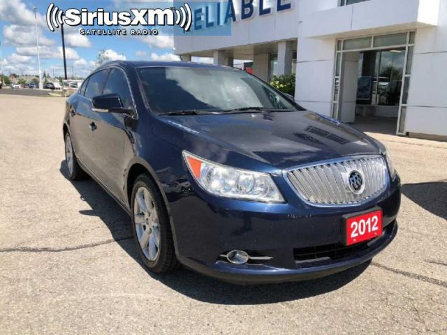 2012 Buick LaCrosse Leather   - Leather Seats - Sunroof- Remote Start- Back up Camer