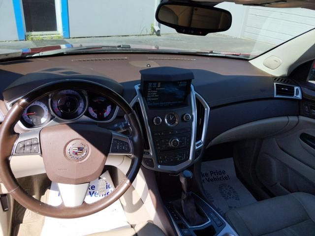 2012 Cadillac SRX AWD 4dr Performance Collection