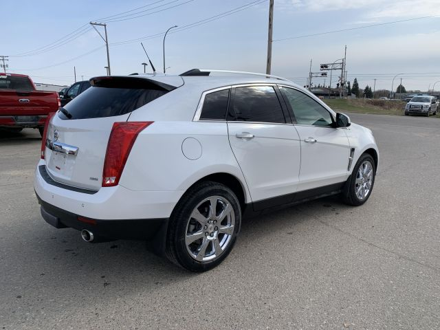 2012 Cadillac SRX Premium SRX 4    V6