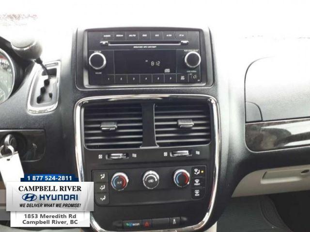 2012 Dodge Grand Caravan CARAVAN SXT   - 3rd Row Seat
