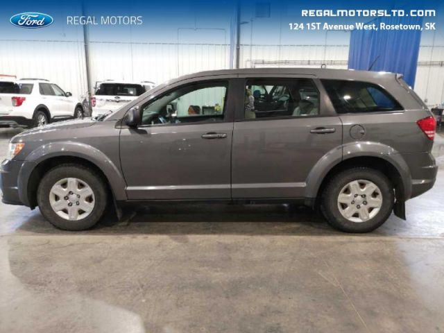 2012 Dodge Journey CVP/SE Plus