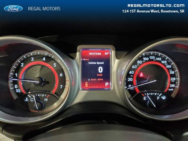 2012 Dodge Journey CVP/SE Plus