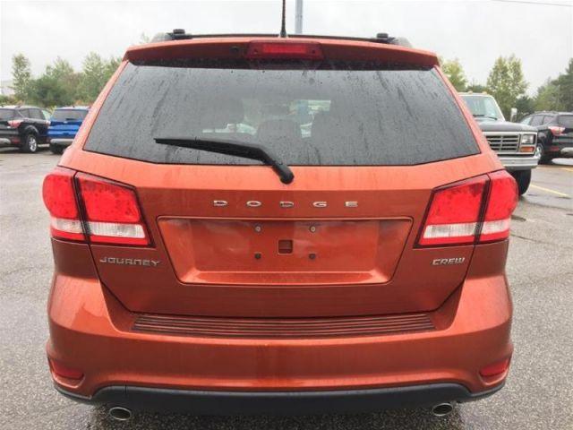 2012 Dodge Journey SXT & Crew