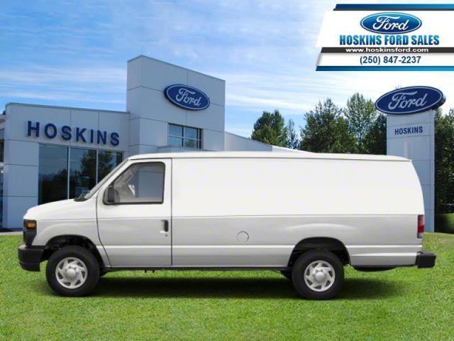 2012 Ford Econoline Cargo Van DUTY