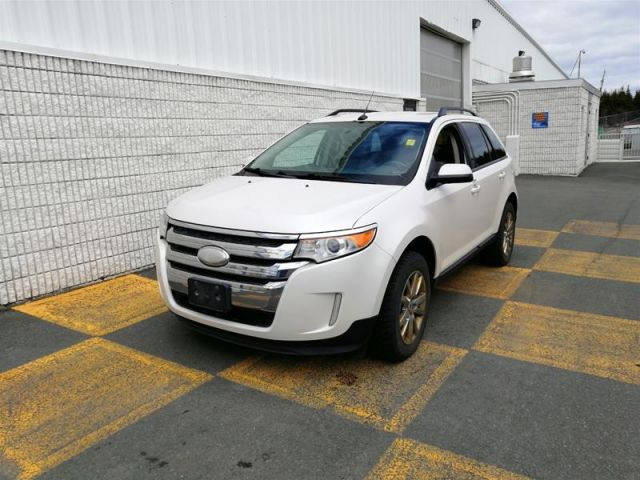2012 Ford Edge SEL 4D Utility FWD