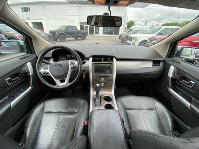 2012 Ford Edge EDGE SEL AWD  - Trade-in - Back Up Camera - $134 B/W