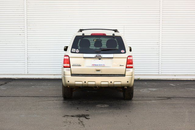 2012 Ford Escape Limited / ACCIDENT FREE / LEATHER / MOON ROOF