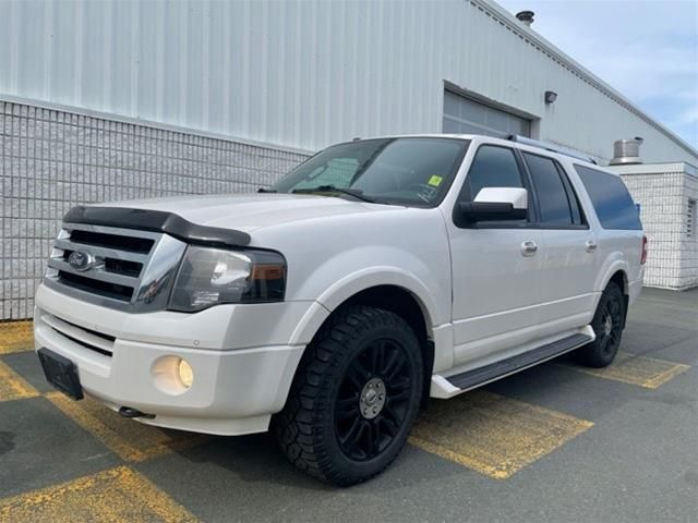 2012 Ford Expedition Max 4D Utility 4WD