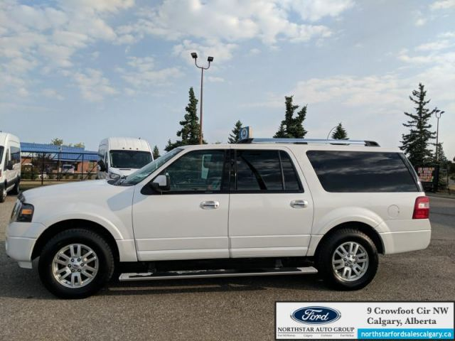 2012 Ford Expedition Max Limited  |LEATHER| 7 SEATER| BUCKET SEATS|