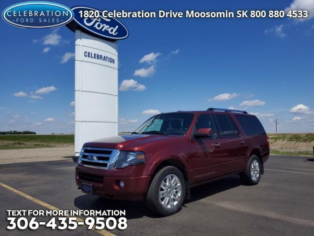 2012 Ford Expedition Max Limited  Extended Length SUV