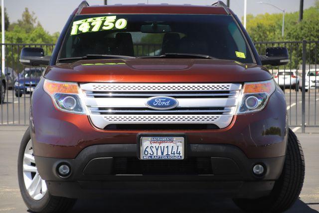 2012 Ford Explorer XLT Sport Utility