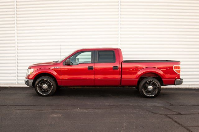 2012 Ford F-150 XLT / ACCIDENT FREE / ONE OWNER / TRAILER TOW PKG