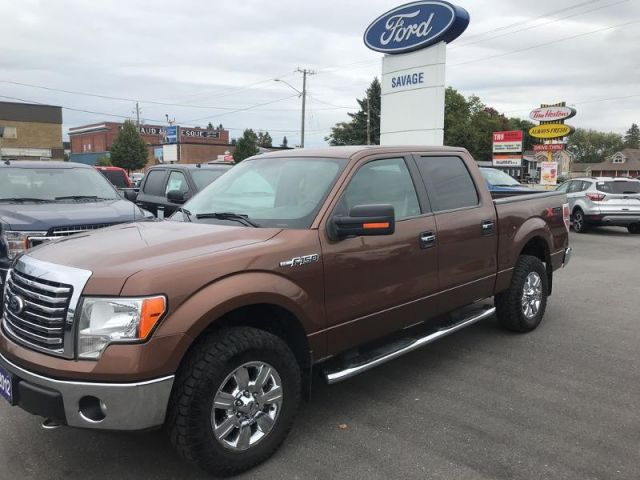 2012 Ford F-150 XLT-XTR PKG/NEW WRANGLER TIRES/5.0L