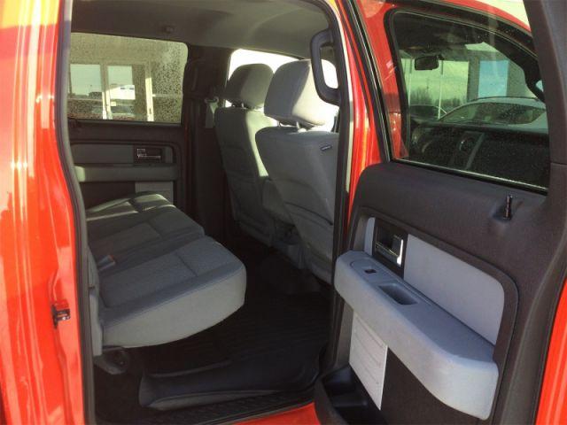 2012 Ford F-150 XLT CREW 4X4