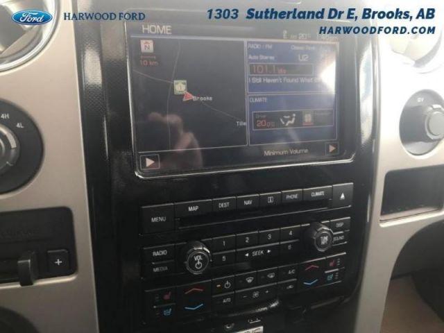 2012 Ford F-150 FX4-NAVIGATION-SUNROOF-225.44 B/W