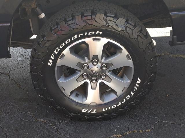 2012 Ford F-150 4WD SuperCab 145 STX