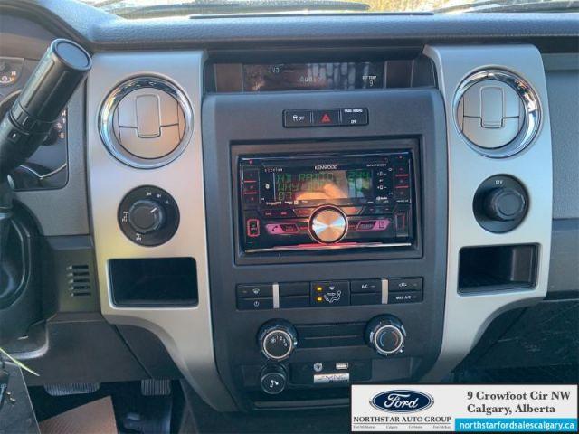 2012 Ford F-150 XLT  |3.5 ECOBOOST| REG CAB| CLOTH| TOW PKG| - $196 B/W