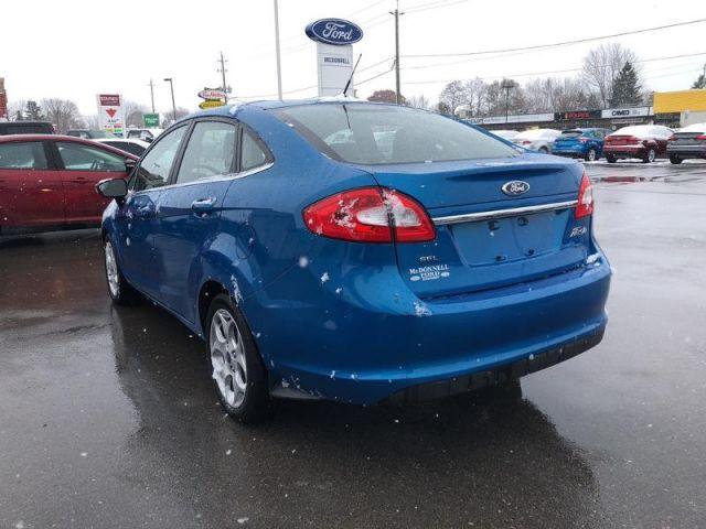 2012 Ford Fiesta SEL
