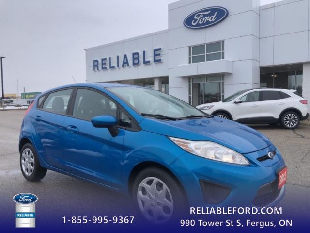 2012 Ford Fiesta SE  SE Hatch- Heated Seats- Air Conditioning- Remote Keyless Ent