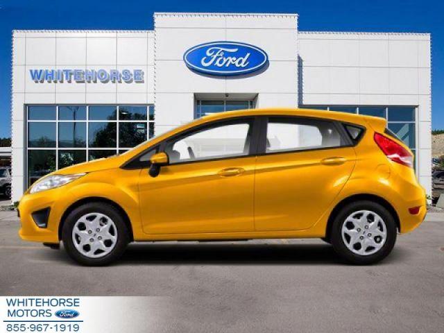 2012 Ford Fiesta SES  - Bluetooth -  SYNC - $91 B/W