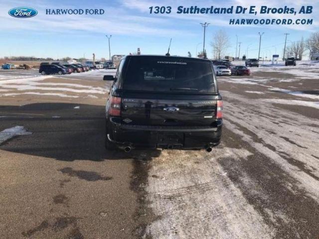 2012 Ford Flex TITANIUM-NAVIGATION-TWIN MOONROOF-156.73 B/W