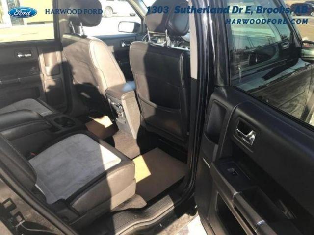 2012 Ford Flex TITANIUM-NAVIGATION-TWIN MOONROOF-147 B/W