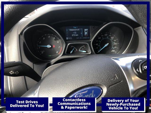 2012 Ford Focus SE  - Low Mileage