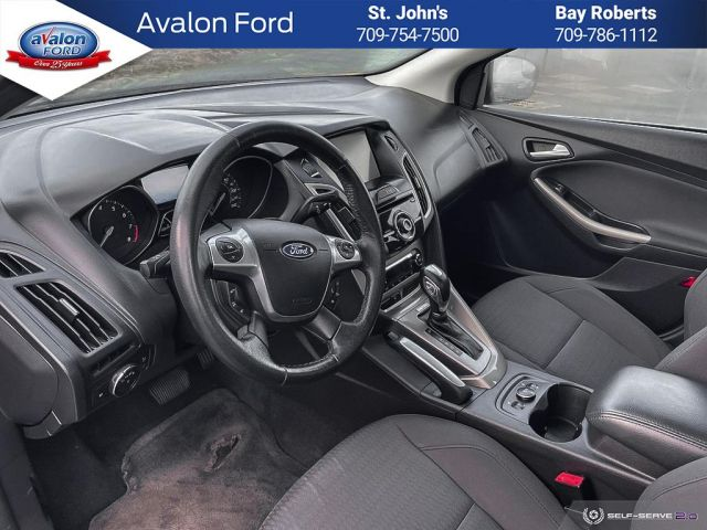 2012 Ford Focus SEL 4D Sedan