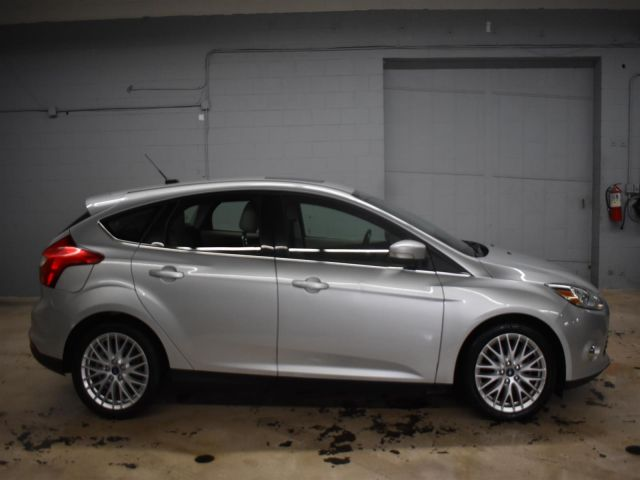 2017 Ford Focus Sel Leather Cruise