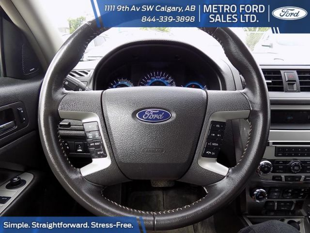 2012 Ford Fusion SEL Sedan V6