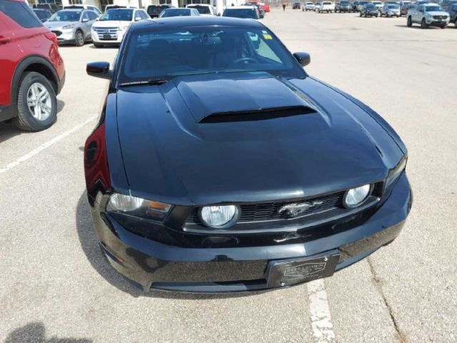 2012 Ford Mustang 2 DR COUPE GT  -  Fog Lamps