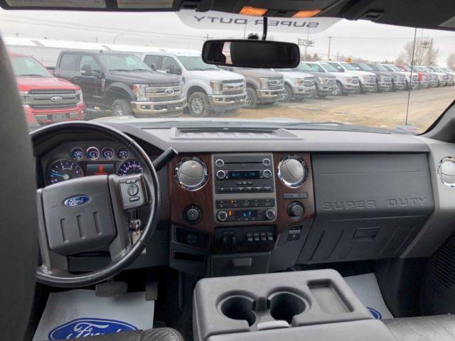 2012 Ford Super Duty F-350 SRW Lariat