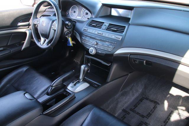2012 Honda Accord EX-L Coupe