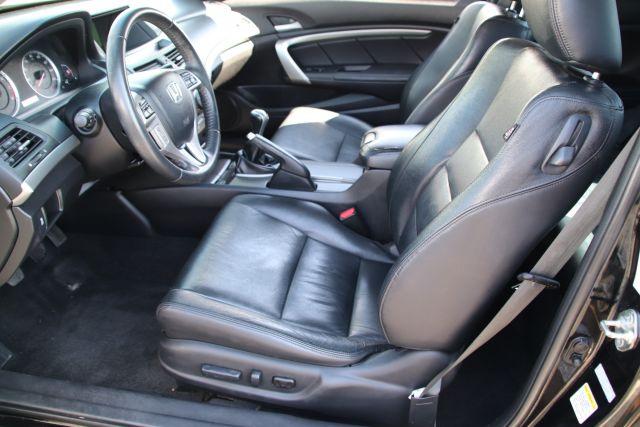 2012 Honda Accord Coupe EX-L